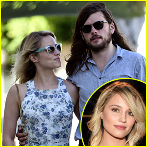 Dianna Agron Is Engaged to Mumford & Sons' Winston Marshall! (Report)