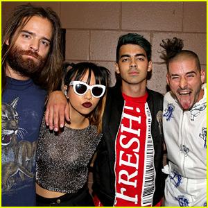 Joe Jonas & DNCE Join 'Grease: Live'!