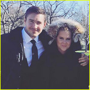 Amy Schumer Has a New Boyfriend - Meet Ben Hanisch!