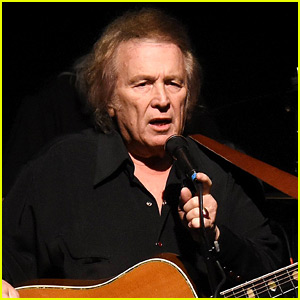 'American Pie' Singer Don McLean Arrested for Domestic Violence Assault
