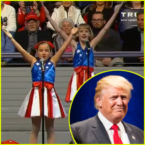 Donald Trump Get His Own Theme Song From the Freedom Kids