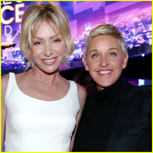 Ellen Degeneres & Portia de Rossi Adopt Their Own 'Kid'