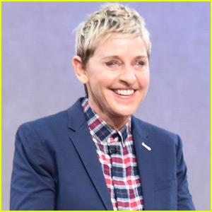 Ellen DeGeneres Talks Hanging with Harry Styles & Kendall Jenner in St. Barts