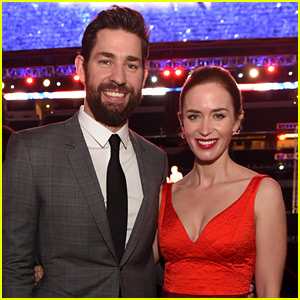 Emily Blunt Is Pregnant, Expecting Second Child with John Krasinski!
