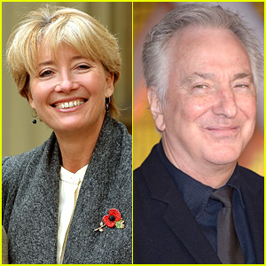Emma Thompson Writes Touching Tribute to Frequent Co-Star Alan Rickman