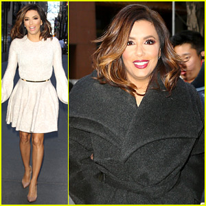 Eva Longoria Hasn't Thought About Her Wedding Plans Yet