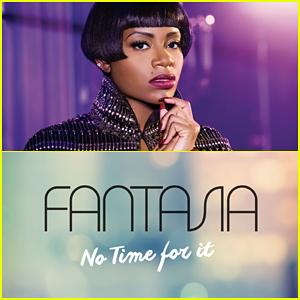 Fantasia Barrino's 'No Time For It' - Full Song & Lyrics!