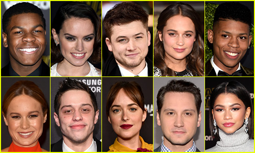 Forbes Reveals 30 Under 30 feat. 'Star Wars' Cast, Oscar Hopefuls, & More!