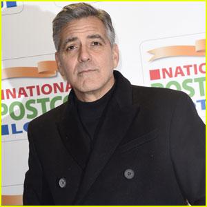 George Clooney Laughs Off Amal Pregnancy Rumors (Video)