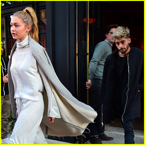Gigi Hadid & Zayn Malik Go NYC Apartment Hunting Together!
