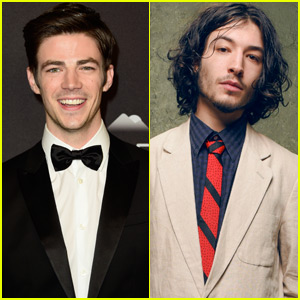 Grant Gustin Speaks Out About Ezra Miller Taking On 'The Flash' Role