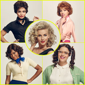 'Grease: Live' Girls Reveal Three Ways To Know if You're a Pink Lady (Exclusive Video)
