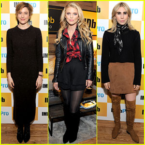 Greta Gerwig & Zosia Mamet Bring New Movies to Sundance