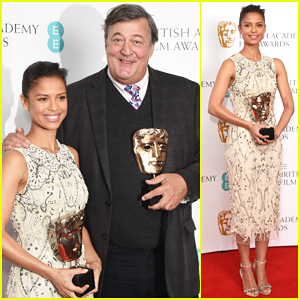 Gugu Mbatha-Raw Announces Nominees for 2016 BAFTA Awards!