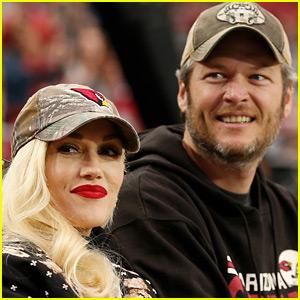 Gwen Stefani & Blake Shelton Have a Super Cute Twitter Exchange!