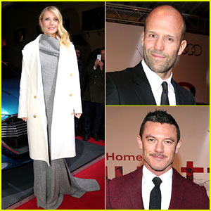 Gwyneth Paltrow Bundles Up for a Wintertime Red Carpet!