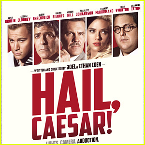 'Hail, Caesar' Trailer Features Lots of Famous Faces - Watch Now!
