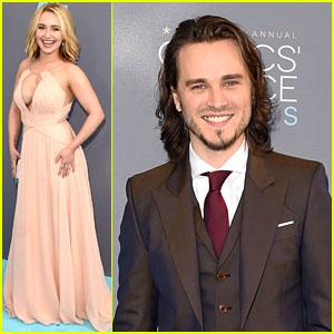 Hayden Panettiere & Jonathan Jackson Rep 'Nashville' at Critics' Choice Awards 2016!
