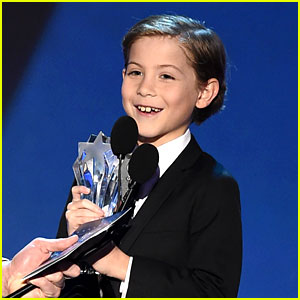 Jacob Tremblay's Speech Steals Show at Critics' Choice Awards 2016! (Video)