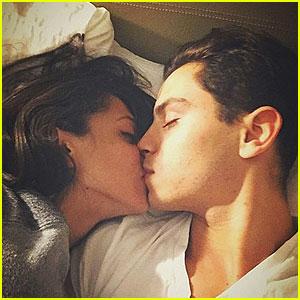 Jake T. Austin Confirms He's Dating Fan Danielle Ceasar