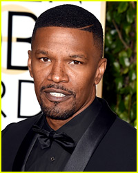 Jamie Foxx Pulls Man Out From Burning Car