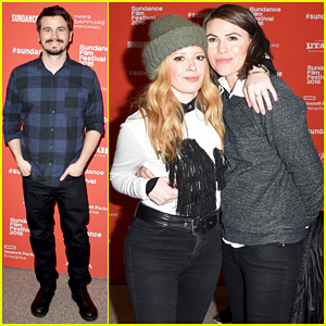 Jason Ritter & Natasha Lyonne Debut Clea DuVall's 'The Intervention' At Sundance 2016!