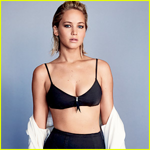 Jennifer Lawrence: 'I Feel Like I'm Over-Paid Attention To'