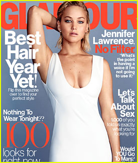 Jennifer Lawrence Speaks Out in Support of Planned Parenthood