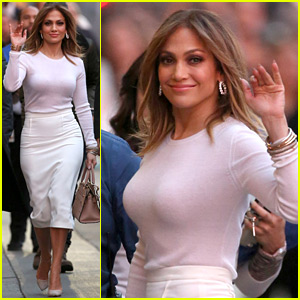 Jennifer Lopez Is Starting to Accept Herself in Her 40s
