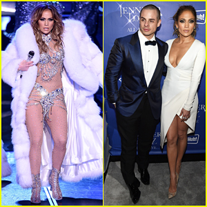 Jennifer Lopez Kicks Off 'All I Have' Las Vegas Residency with Surprise Guests!