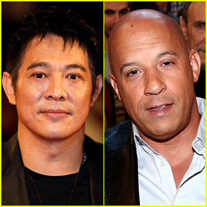 Jet Li & Vin Diesel Will Battle It Out in 'xXx 3'