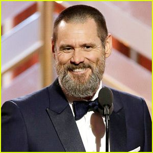 Jim Carrey's Golden Globes 2016 Ad-Lib Speech Was Definitely a Highlight - Watch Now!