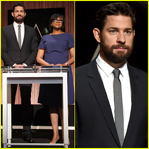 John Krasinski Announces 2016 Oscar Nominations - Watch Here!