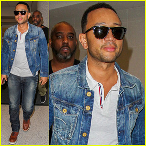 John Legend Reveals His Album Will Be Out This Year!