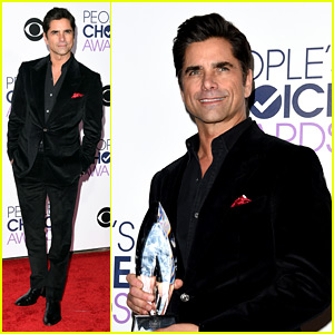 John Stamos Disses Bob Saget at People's Choice Awards 2016