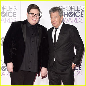 Jordan Smith & David Foster Headed Straight Back to Recording Studio After People's Choice Awards