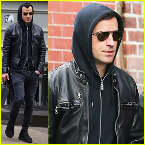 Justin Theroux & Jennifer Aniston 'Love to Tinker in the Kitchen'