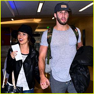 Kaitlyn Bristowe & Shawn Booth Head Home After 'Bachelor' Wedding Getaway