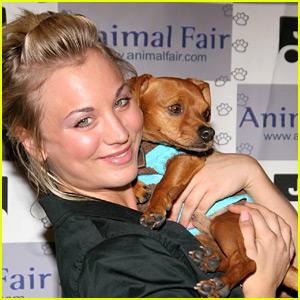 Kaley Cuoco's Dog Petey Died - Read Her Emotional Goodbye