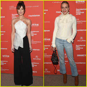Kate Beckinsale & Chloe Sevigny Premiere 'Love & Friendship' at Sundance 2016