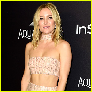 Kate Hudson Perfectly Echoes Your Thoughts on Snapchat