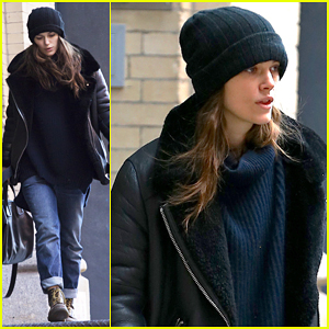 Keira Knightley Plays Final 'Therese Raquin' Broadway Performance!