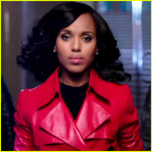 'Scandal' Star Kerry Washington Gives Olivia Pope a New Look