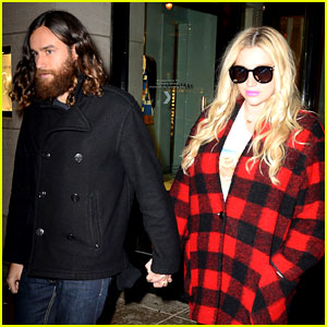 Kesha Steps Out After Court Hearing Gets Rescheduled