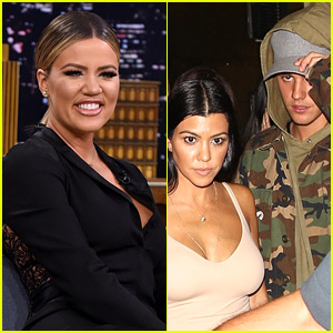 Khloe Kardashian Reveals If Kourtney, Kendall, & Kylie Have Hooked Up with Justin Bieber