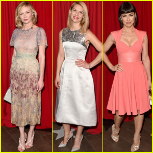Kirsten Dunst & Claire Danes Shine at the AFI Awards 2016