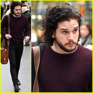 Kit Harington on Game of Thrones' Jon Snow: 'He's Dead'