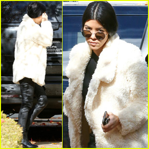 Kourtney Kardashian Reveals the Truth to Staying Close With Her Sisters