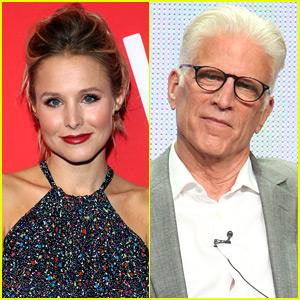 Kristen Bell & Ted Danson Cast in NBC's 'Good Place'!