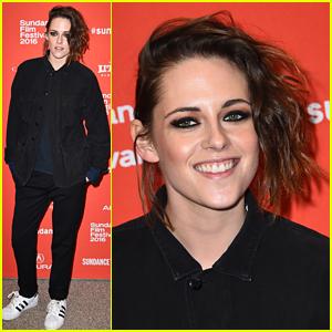 Kristen Stewart Keeps it Casual for 'Certain Women' Premiere